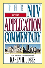 Esther (The NIV Application Commentary) Kindle Edition