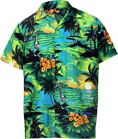 Virgin Crafts Hawaiian Shirt