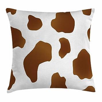 Amazon.com: Estampado de Vaca, para el hogar o la oficina ...