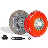 Heavy Duty Clutch Kit Works With Dodge RAM 2500 3500 Laramie SLT ST Base 2001-