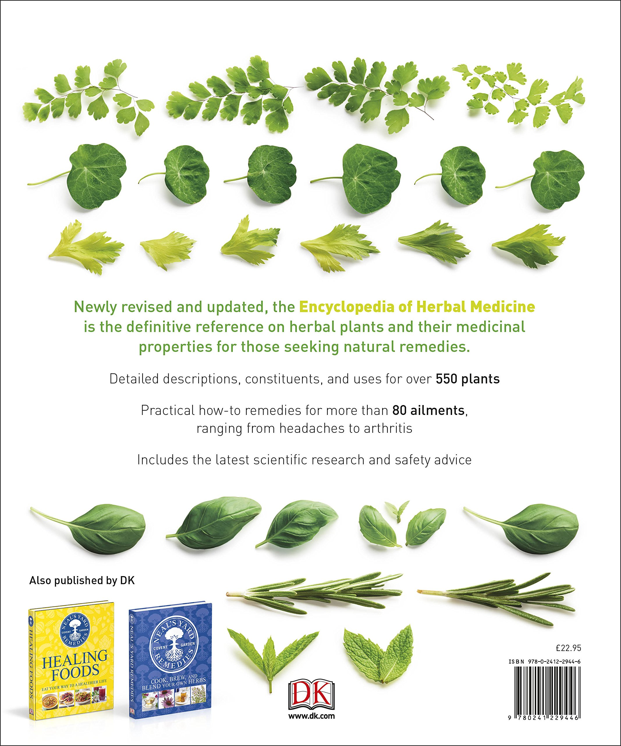 British herbal medicine association - Encyclopedia Of Herbal Medicine 550 Herbs And Remedies For Common Ailments