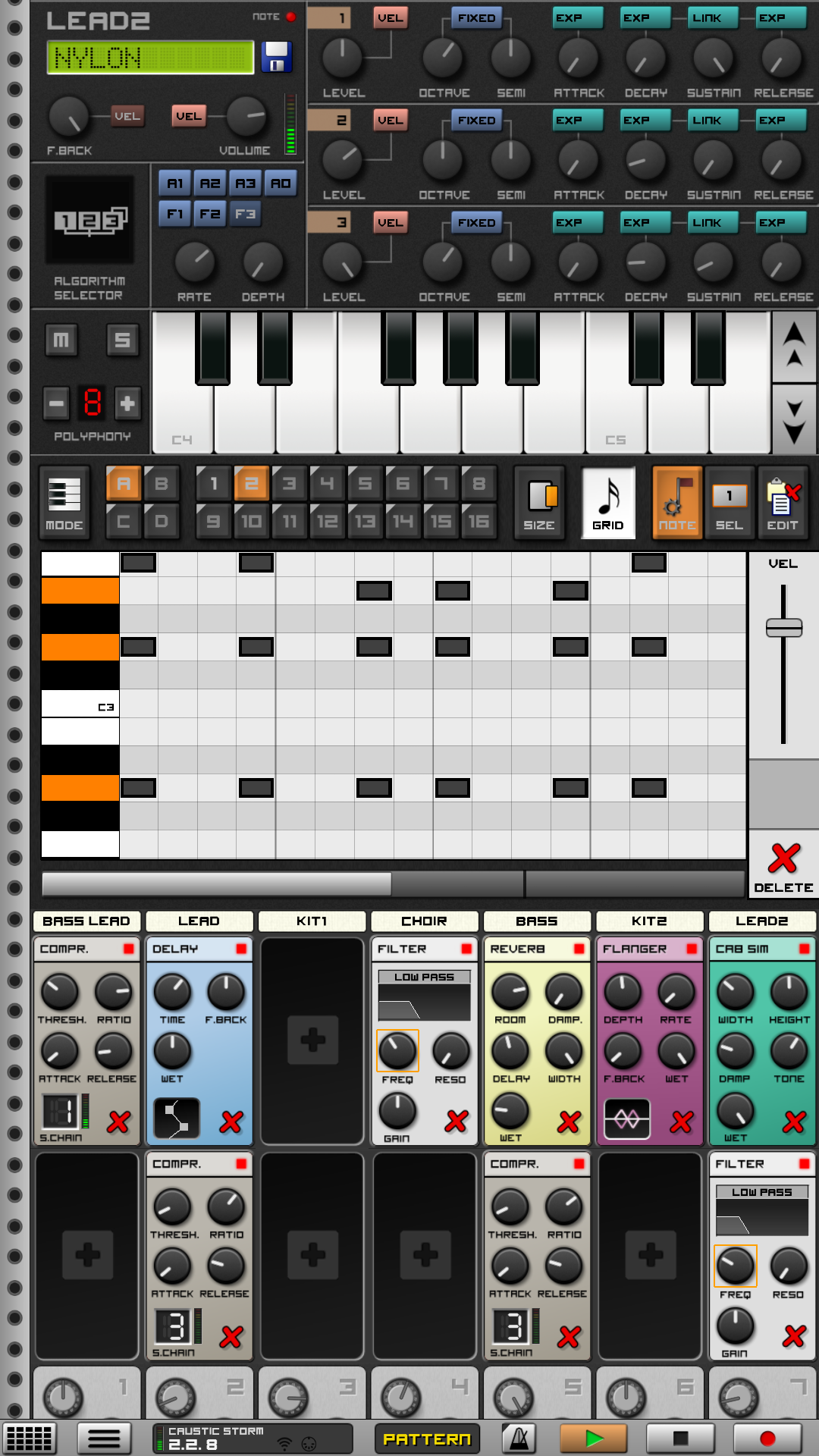 free fruity loops for android