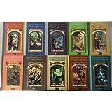 Les Désastreuses aventures des orphelins Baudelaire, tome 1 à tome 10 - (10 Livres)