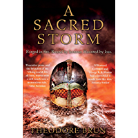 A Sacred Storm: Where history meets fantasy, for fans of Bernard Cornwall and George RR Martin (The Wanderer Chronicles) (English Edition)