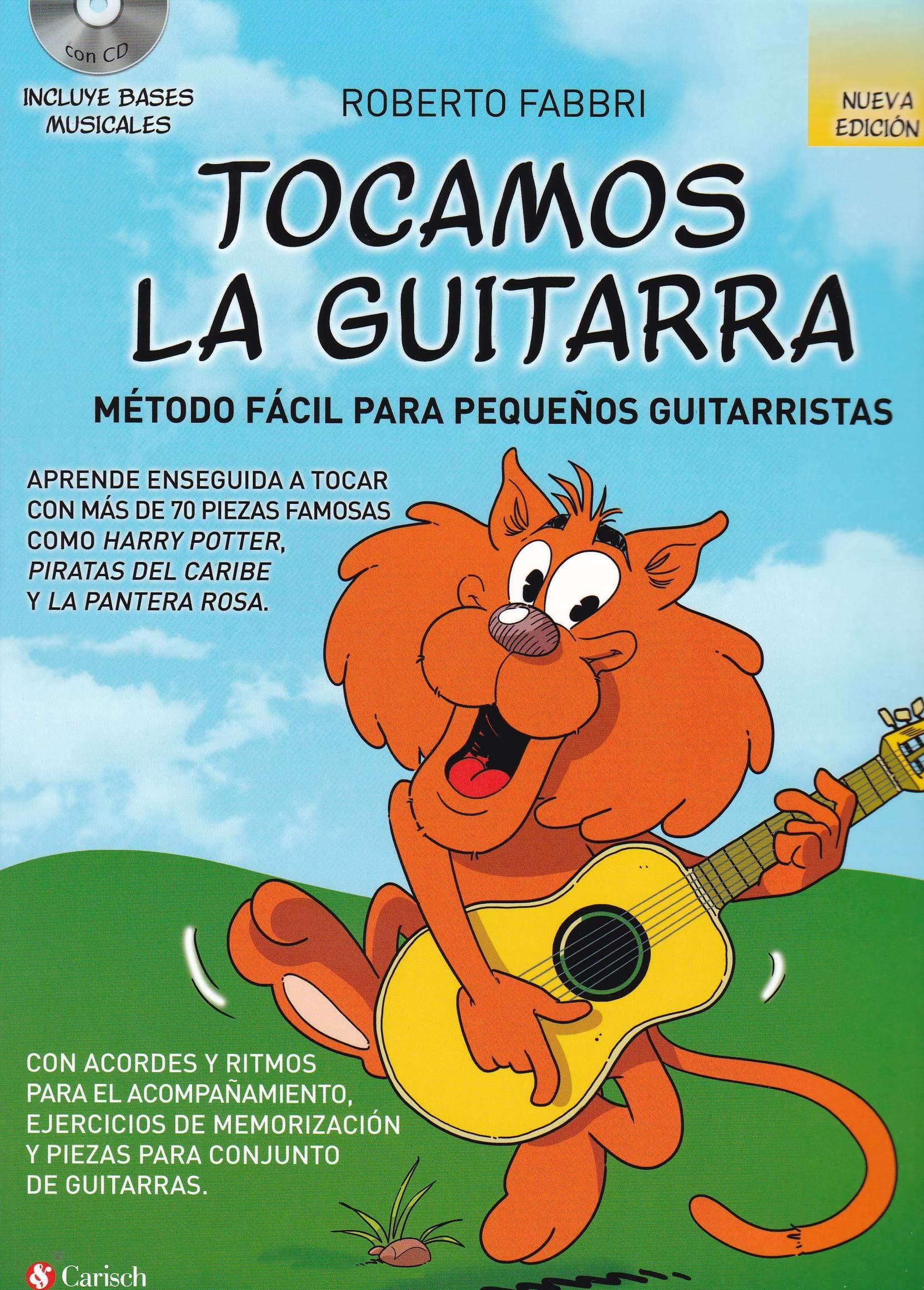 FABBRI R. - Tocamos la Guitarra Vol.1 Metodo Facil para ...