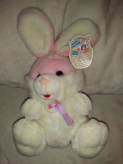 Plush Bunny Easter Bunny Rabbit Plush Bunny with Bow