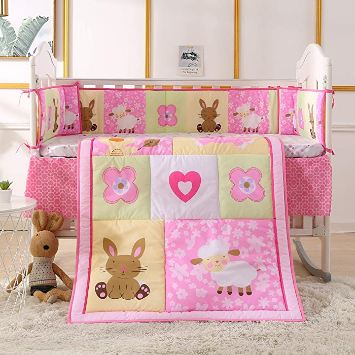 Top 10 7Piece Nursery Furniture Set