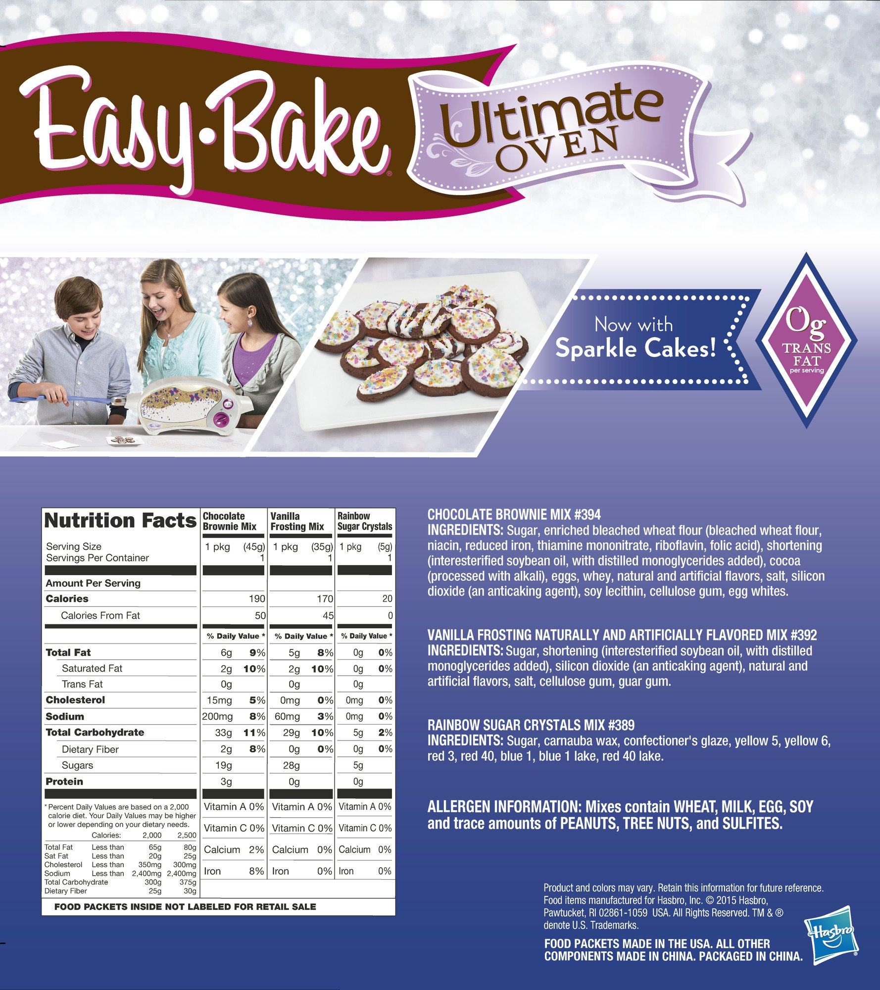 Easy Bake Ultimate Oven Baking Star Edition by Easy Bake (Image #5)