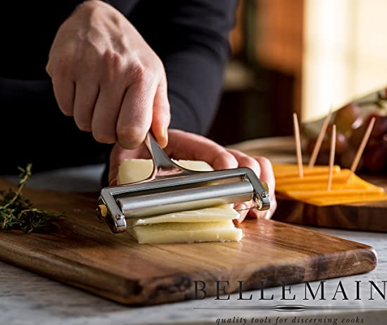 Bellemain Adjustable Cheese Slicer Review