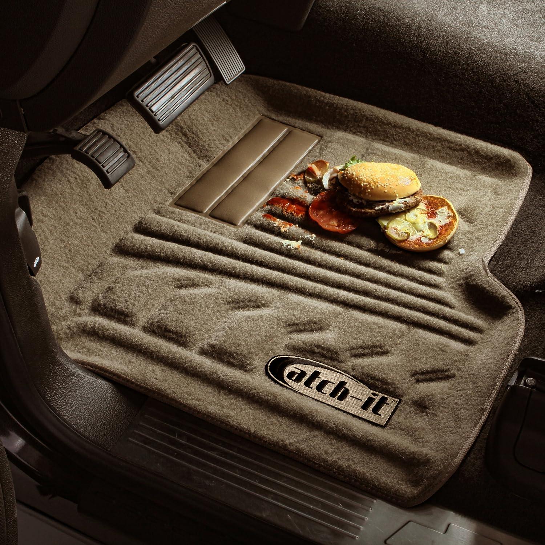 2013 2019 Chevrolet Traverse Grey Loop Driver /& Passenger Floor 2018 GGBAILEY D50990-F1A-GY-LP Custom Fit Car Mats for 2009 2016 2015 2014 2010 2011 2017 2012