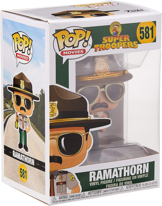 Vinyl Super Trooper ramathorn Figure Nº 581 Funko POP