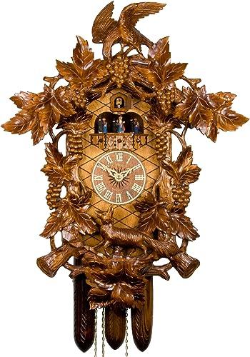 Adolf Herr Cuckoo Clock – The Fox in The Vineyard