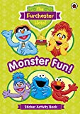 The Furchester Hotel: Monster Fun Sticker Activity Book