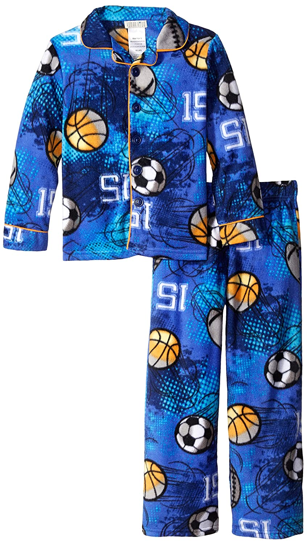 Komar Kids Boys Sports Micro Fleece Coat Set Komar Boys 8-20 K171391