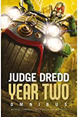 Judge Dredd: Year Two Omnibus (Judge Dredd: The Early Years) Kindle Edition