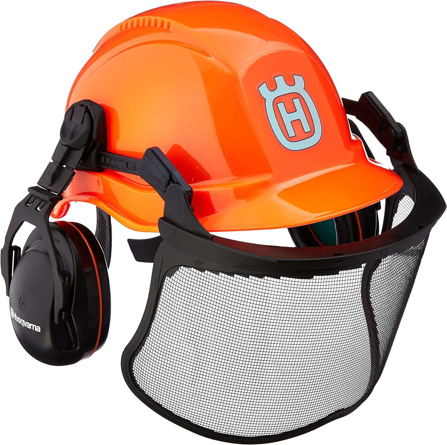 Portwest Safety Helmet Visor Forestry Combi Protection Kit PW98 Chainsaw
