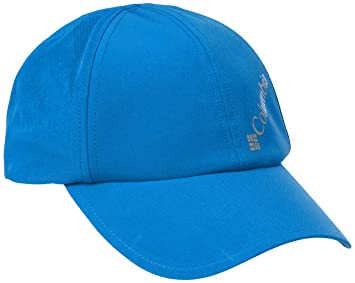 Columbia W Silver Ridge Gorra, Mujer, Azul (Stormy Blue), O/O/S: Amazon.es: Deportes y aire libre