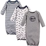 Hudson Baby Cotton Gowns
