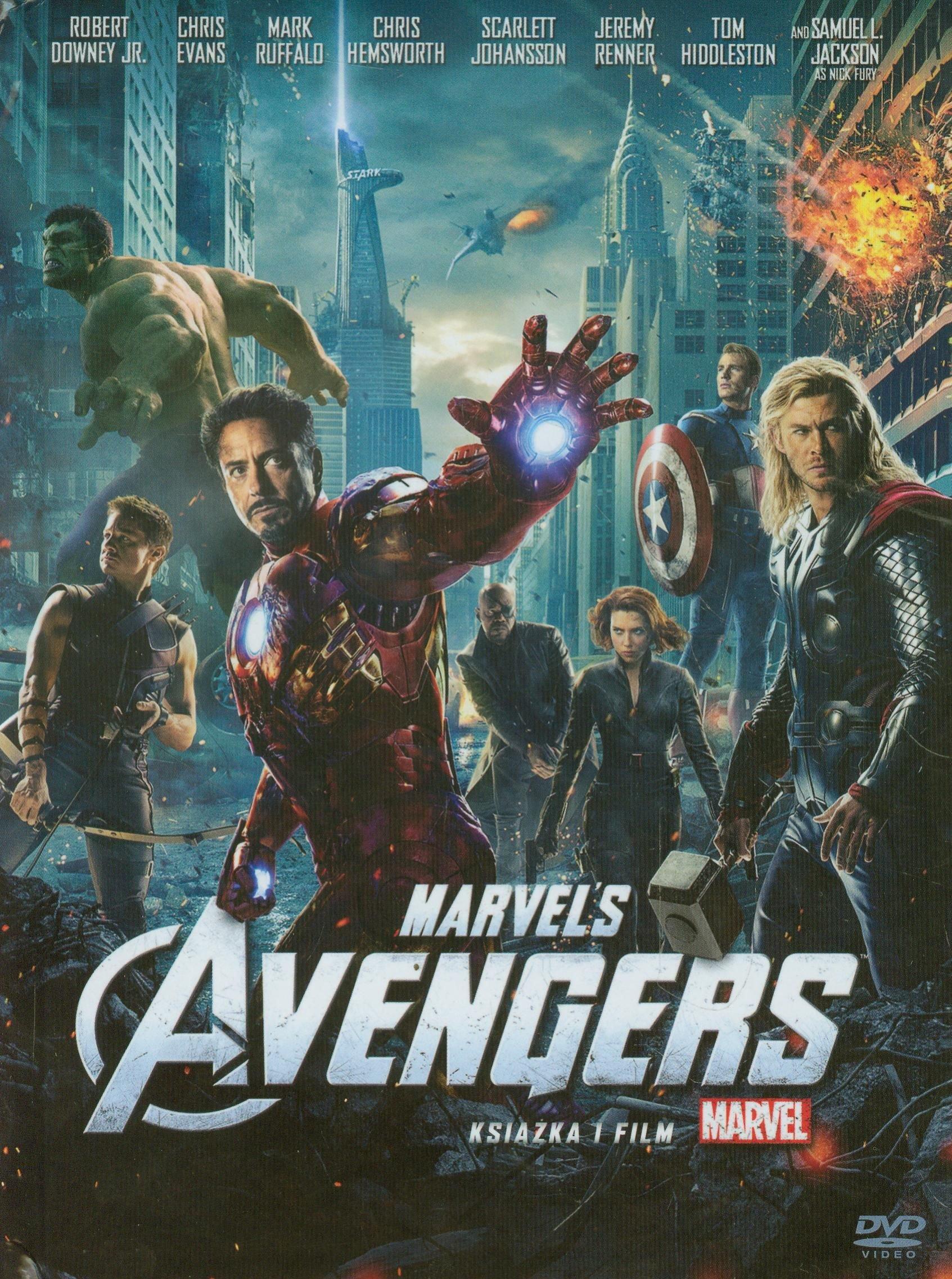 Avengers Opowiesc filmowa