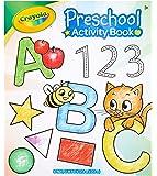 CRAYOLA Libro para Colorear con Actividades, Exclusivo de Amazon, Regalo para niños, 40 páginas