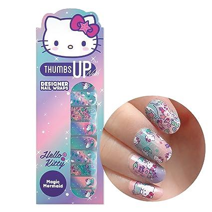 Thumbsup Nails Pegatinas De Uñas Autoadhesivas 20