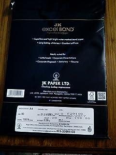 JK Excel Bond Superwhite A4 Bond Paper
