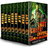 Lost Creek Shifters: The Complete Collection (English Edition)