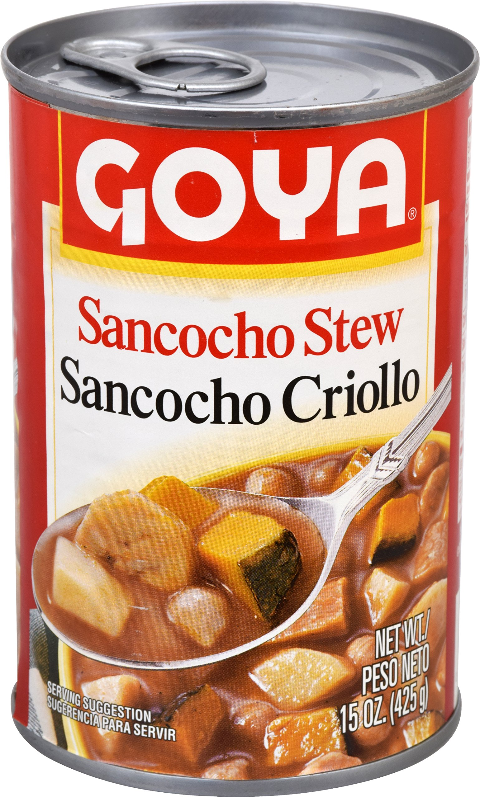 Goya Foods Sancocho Stew, 15 Ounce (Pack of 24)