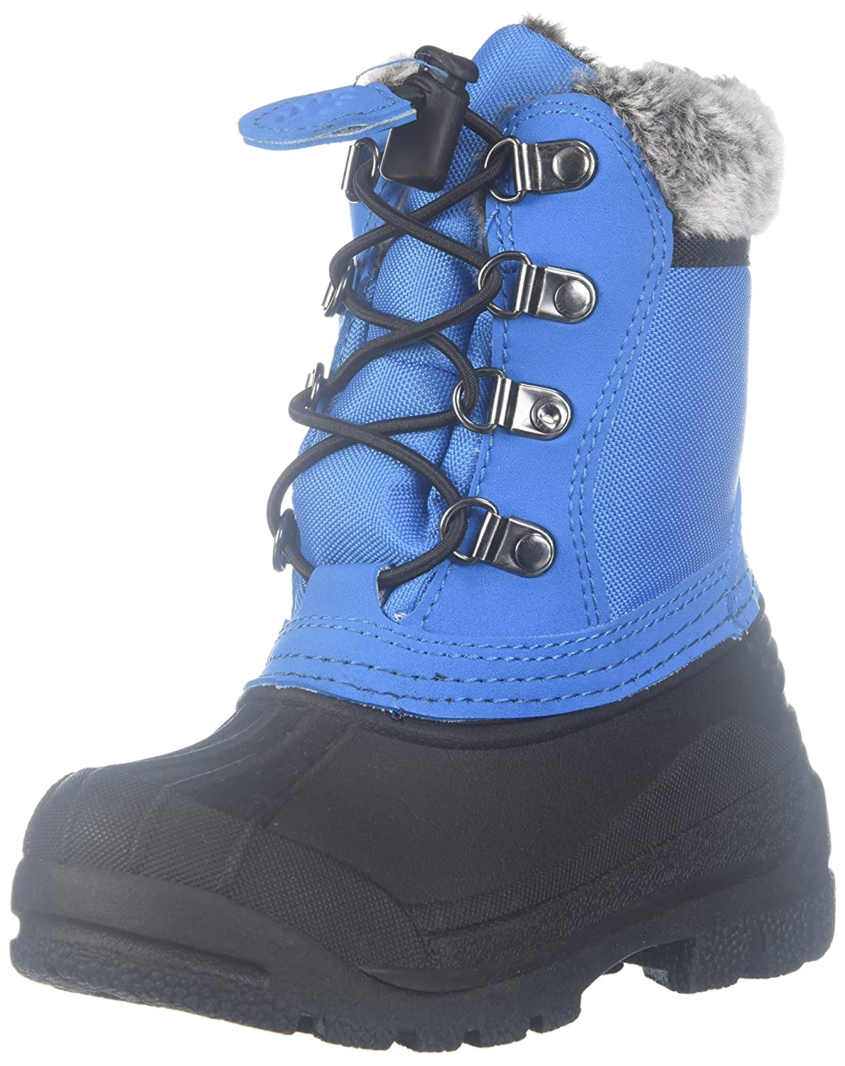 Oakiwear OAKI Kids Winter Snow Boots | Rubber, Waterproof, Insulated Cold Rating