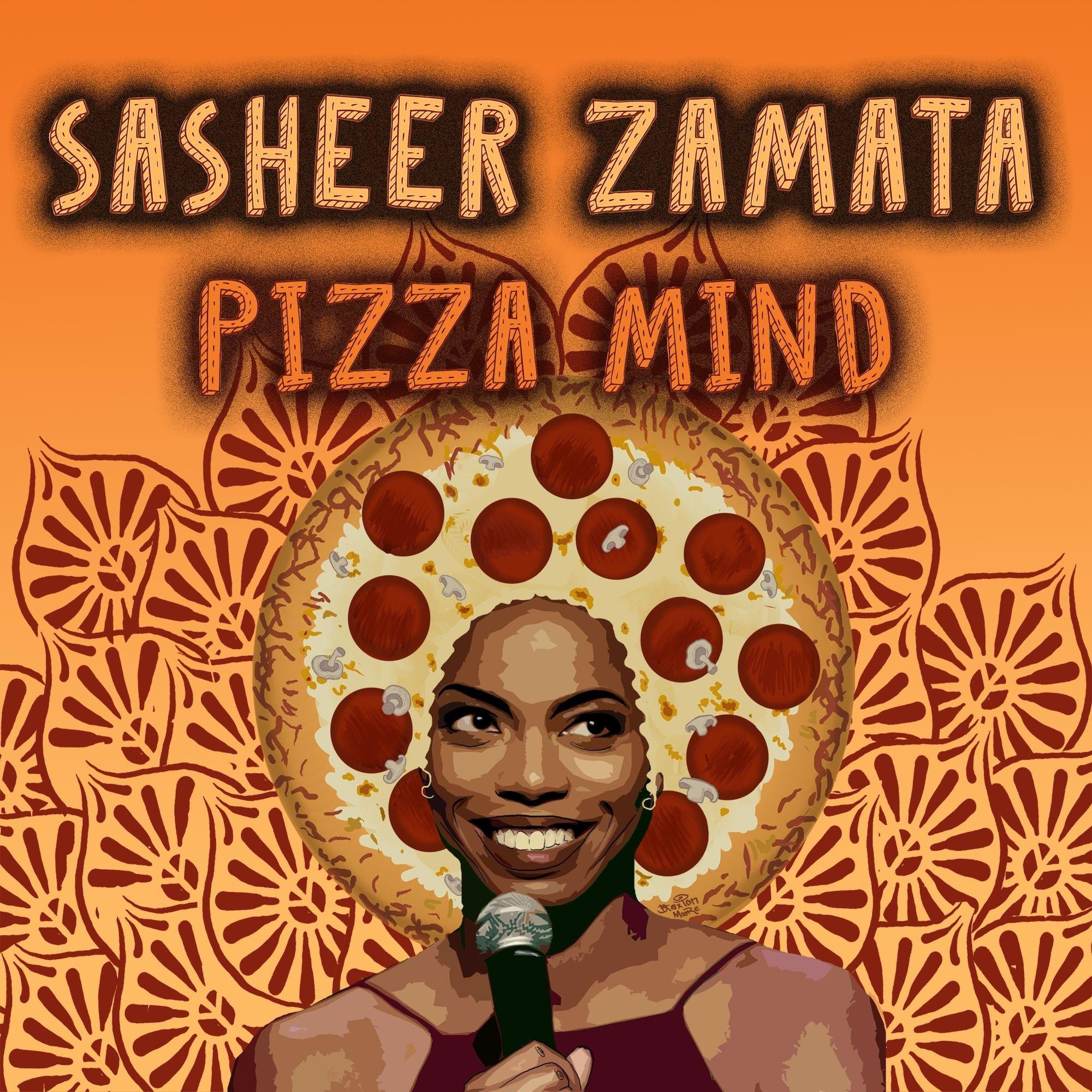 Sasheer Zamata - Pizza Mind (CD)