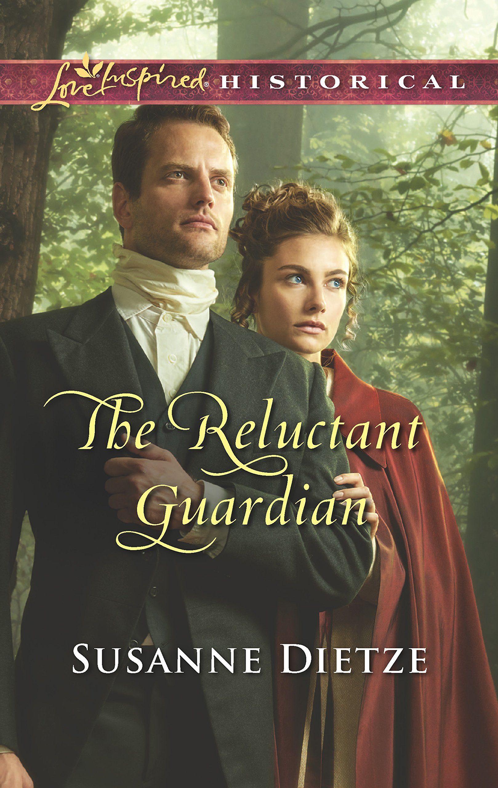 Read Online The Reluctant Guardian (Love Inspired Historical) pdf