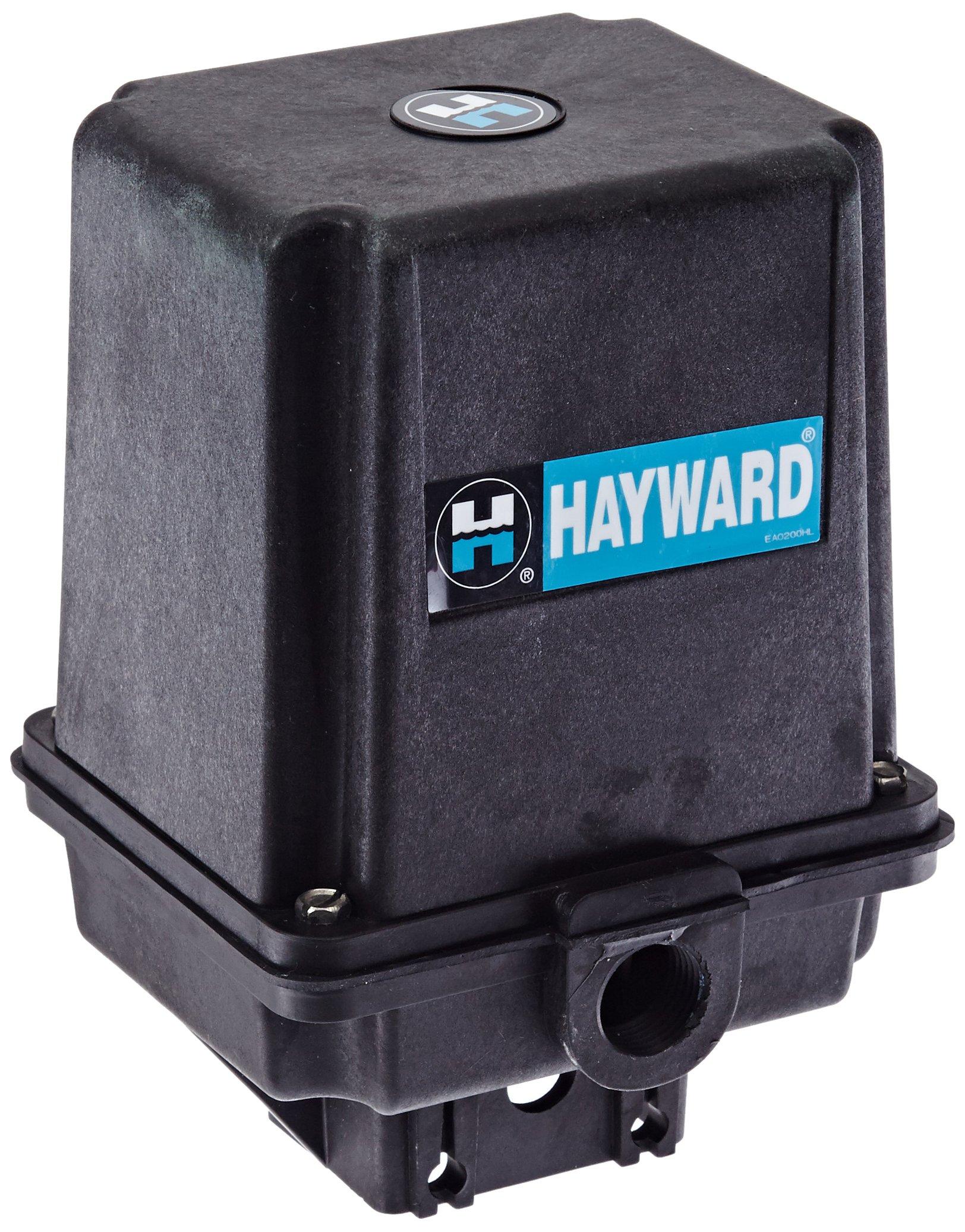 Hayward EAU29 Electric Actuator, 90 Degree Rotation,110V, Fits 1/2'' - 2'' TU Ball Valves, Light Duty