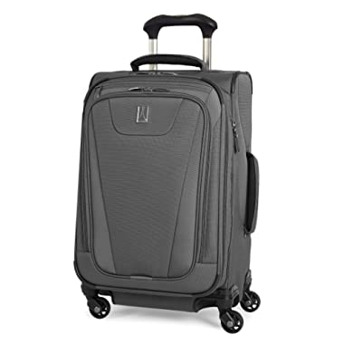 Travelpro Maxlite 4 21-Inch Expandable Spinner (Grey)