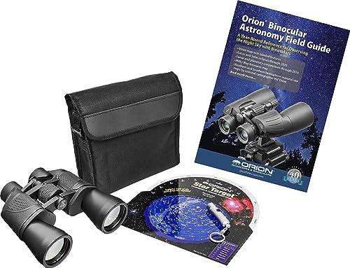 Orion 10×50 Binocular Stargazing Kit II