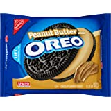 Oreo Chocolate Sandwich Cookies, Peanut Butter Creme, 15.25 Ounce