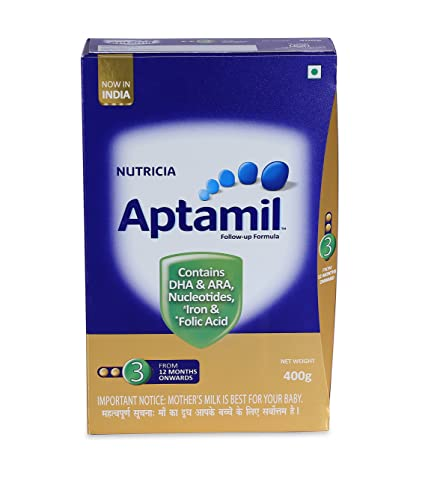 Aptamil Stage 3 Follow Up formula - 400 g