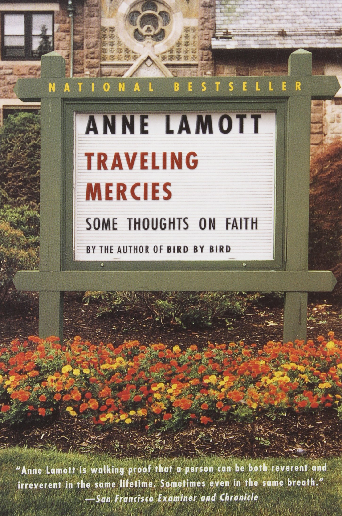 By Anne Lamott Traveling Mercies: Some Thoughts On Faith (anchor Books Ed): Anne  Lamott: Amazon: Books