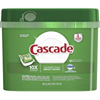 Amazon Best Sellers: Best Dishwasher Detergent