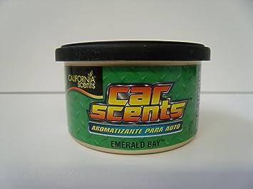 California Car Scents Air Freshener Emerald Bay Drogerie Körperpflege