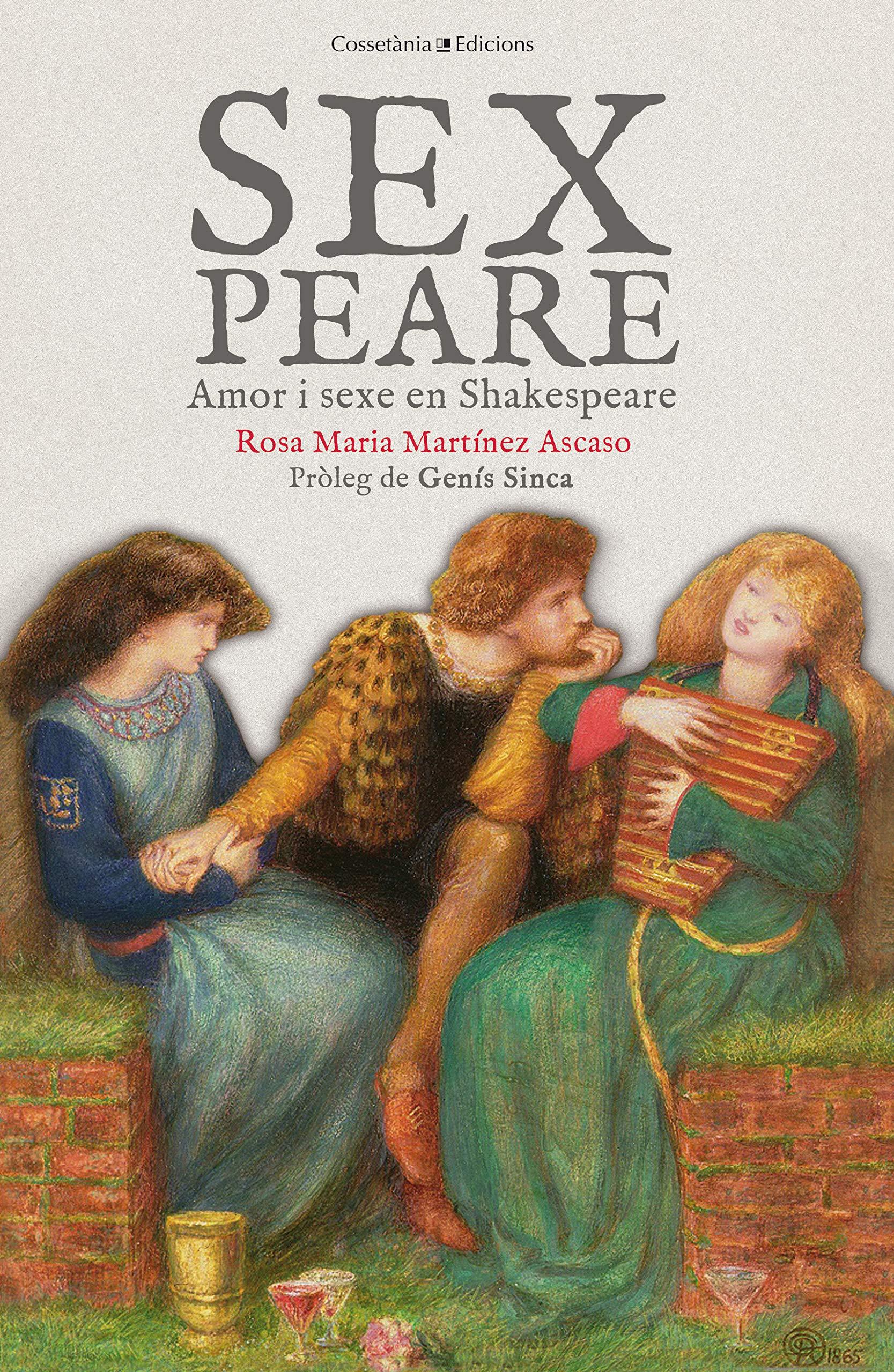 Sexpeare: Amor i Sexe en Shakespeare: 156 (El Tinter)