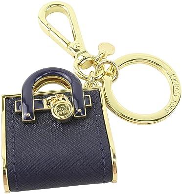 24a2d42c8cd6 Michael Kors Hamilton Mk Hand Bag Key Charm Fob Purse Charms Onse Size Navy