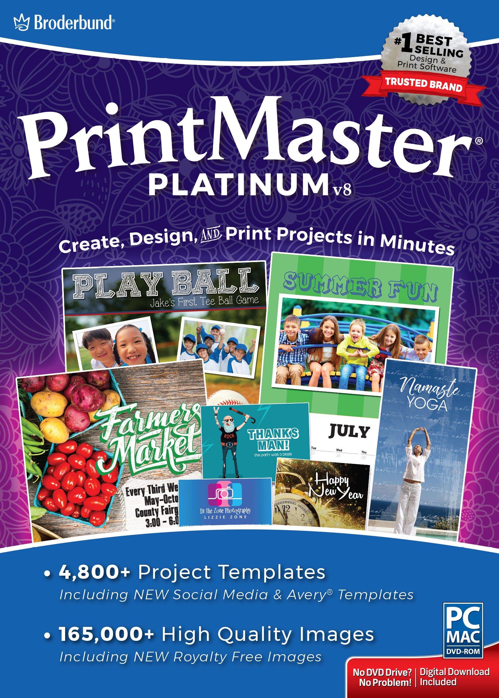 Encore PrintMaster v8 Platinum by Encore