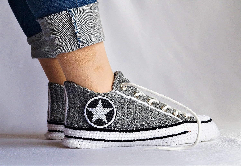 Amazon.com: Home Knitting Slipper