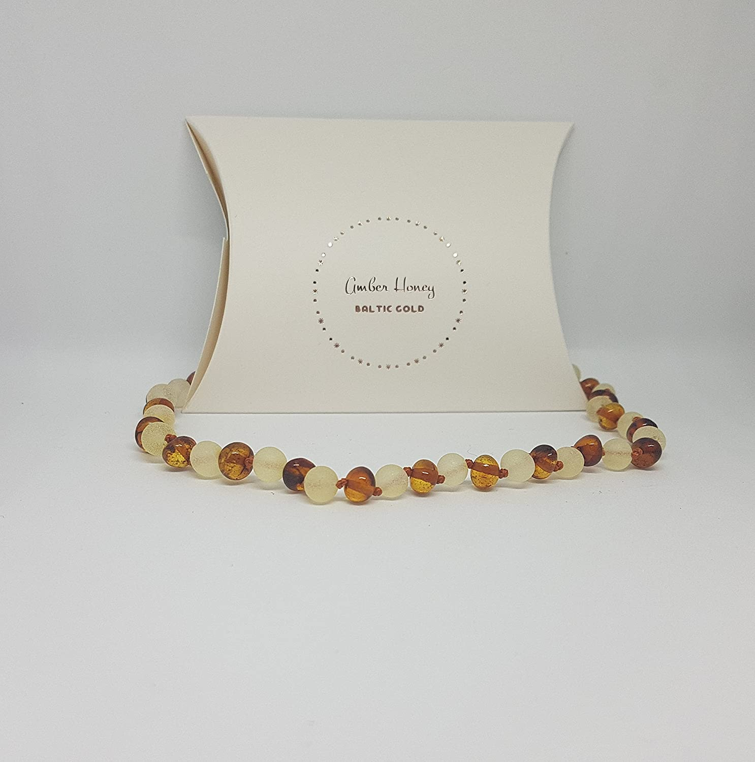 Lemon Baltic Amber Natural Pain Reliever Stylish Gift Baby Girls /& Boys Length ~37 ~14.5 Amber Honey/_Baltic Gold Amber Teething Necklace RAW not Polished Length ~37 ~14.5