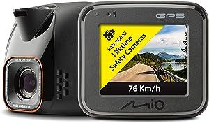 Car Video Camera Mio MiVue C570, GPS, Full HD, Sony Sensor