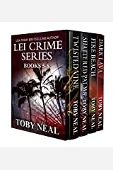 Lei Crime Series Box Set: Books 5-8
