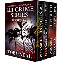 Lei Crime Series Box Set: Books 5-8