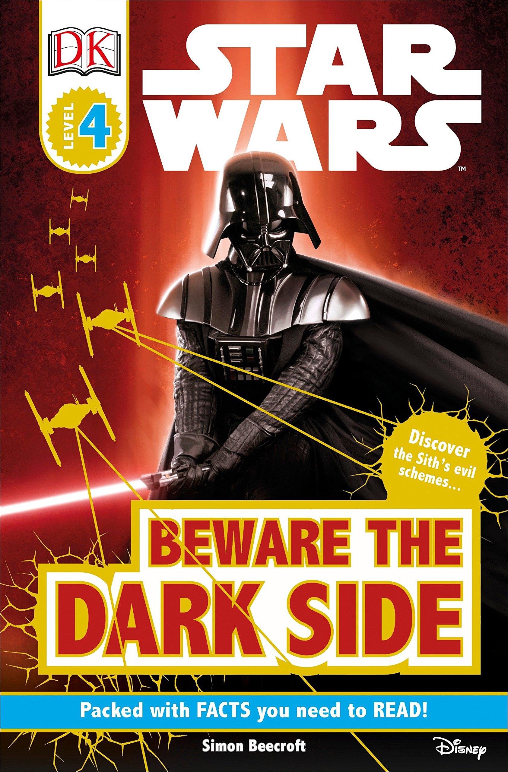 DK Readers L4: Star Wars: Beware the Dark Side pdf epub