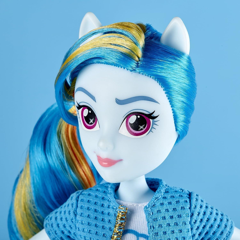 Mon Petit Poney E0670el2/Equestria Girls Rainbow Dash poup/ée de Style Classique