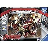 Ravensburger - 10564 - Puzzle Enfant Classique - Avengers - 100 Pièces XXL
